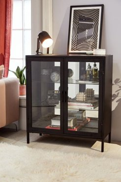 Downing Mirrored Cabinet - Black at Urban Outfitters