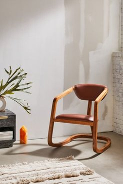 Katrin Rocking Chair - Brown at Urban Outfitters