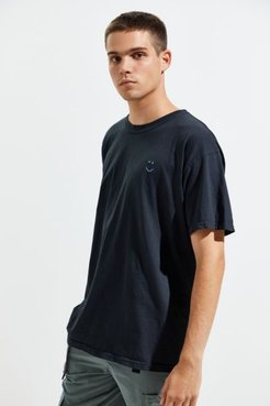 Embroidered Wink Tee