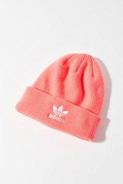 adidas Originals Trefoil Beanie - Pink at Urban Outfitters