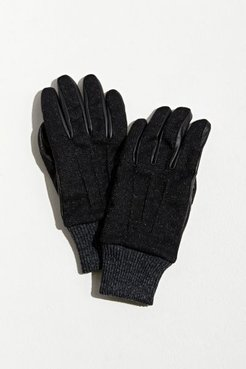 Saga Suiting Pattern Touch Screen Glove