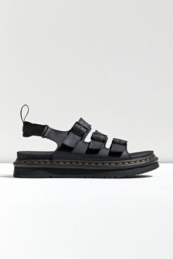 Dr. Martens Soloman Sandal - Black 9 at Urban Outfitters