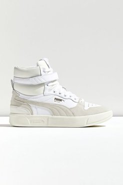 Puma Sky LX Mid Lux Men's Sneaker - White 10.5 at Urban Outfitters