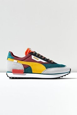 Puma Future Rider Mix Men's Sneaker - Grey 9.5 at Urban Outfitters
