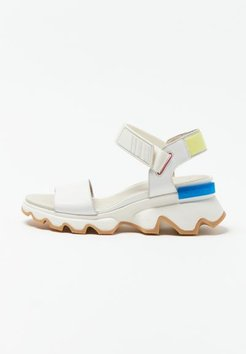 Sorel Kinetic Sandal - White 8 at Urban Outfitters