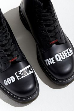 Dr. Martens X Sex Pistols 1460 8-Eye Boot - Black 11 at Urban Outfitters