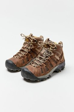 Voyageur Mid Hiker Boot - Beige 8.5 at Urban Outfitters