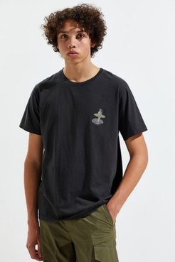 Venus Surfs Tee - Black S at Urban Outfitters