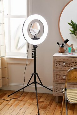 Selfie Vlog Pro Ring Light And Studio Stand Set