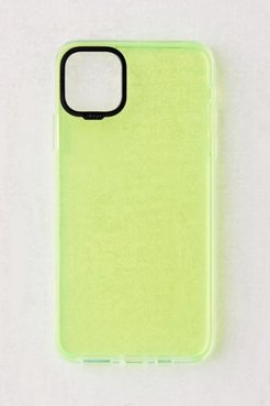 Neon Yellow Hybrid iPhone Case - Zodiac at Urban Outfitters