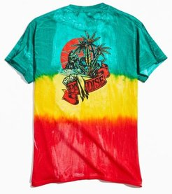 Paradise Tie-Dye Tee - Assorted S at Urban Outfitters