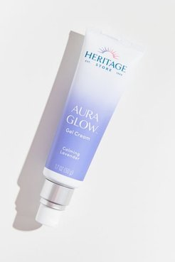 Aura Glow Crystal-Infused Gel Cream - Purple at Urban Outfitters