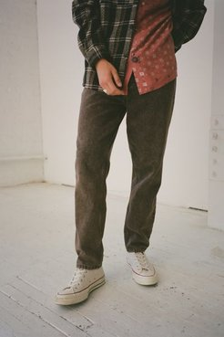 Dad Jean - Overdyed Brown