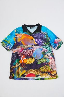 Under The Sea Bowling Shirt