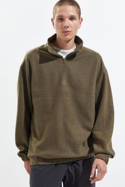 Foundation Fleece Quarter-Zip Sweatshirt