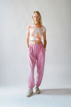 iets frans… Overdyed Jogger Pant