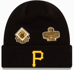 Pittsburgh Pirates Champion Patch Beanie