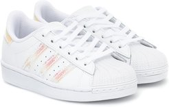 Superstar leather trainers