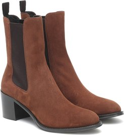 Shirley suede ankle boots