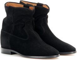 Crisi suede ankle boots