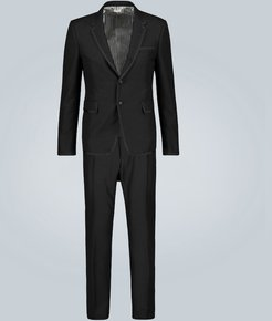 Exclusive to Mytheresa – slim-fit tuxedo with bow tie