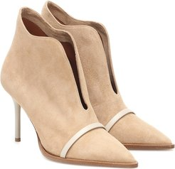Cora 85 suede ankle boots
