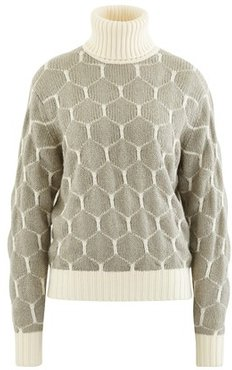 Honeycomb jumper
