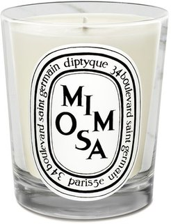 Mimosa scented candle 190 g