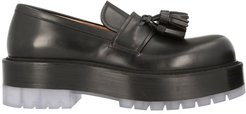 Tassels Loafers on high sole