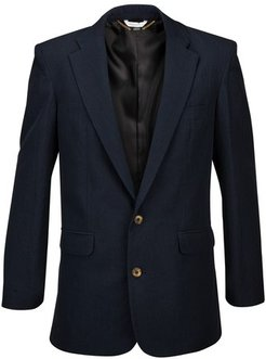 Jacket with straps