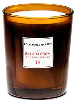 The Billiard Room of Jean-Jacques candle 190 g