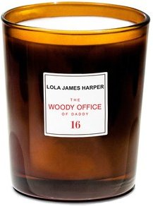 The Woody Office of Daddy candle 190 g