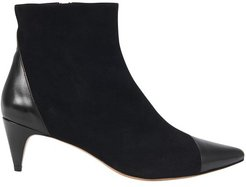 Delter heeled ankle boots