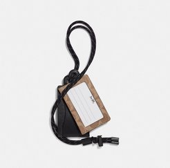 Id Lanyard Card Case In Signature Canvas