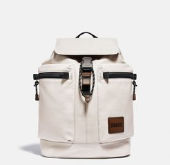 Pacer Utility Backpack With Patch - Men's
