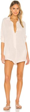 X REVOLVE Kapaa Romper in White. - size M (also in L, S, XS)