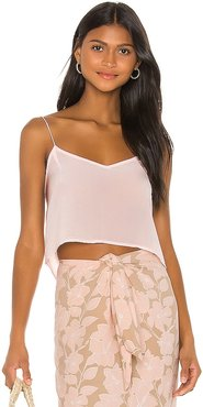 Liv Tank in Blush. - size L (also in M, S, XS)