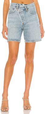 Criss Cross Short. - size 24 (also in 25, 26, 27, 28, 29, 30, 31, 32)