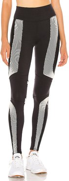 Electric Legging in Black. - size S (also in XS)