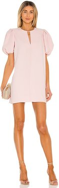 Fame Dress in Blush. - size L (also in S, XS)