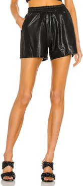 Track Shorts in Black. - size L (also in M, S, XS)