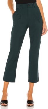 The Sargent Pants in Green. - size S (also in XS)