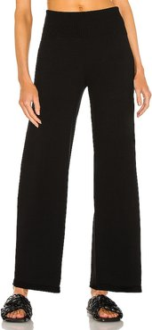 Iris Pant in Black. - size L (also in M, S, XS)