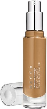Ultimate Coverage 24 Hour Foundation in Tan.