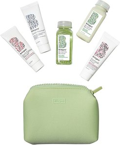 Besties Clear Hair Discovery Set in Beauty: NA.