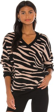 Joie Sweater in Brown. - size L (also in M, S, XS)