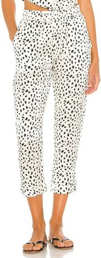 Avery Pant in White. - size M (also in S)