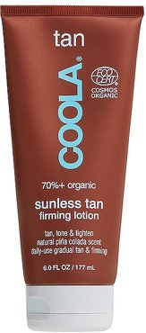 Organic Gradual Sunless Tan Firming Lotion in Beauty: NA.