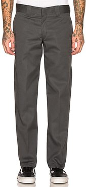 Slim Fit Work Pant in Charcoal. - size 32x32 (also in 33x32, 34x32)