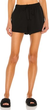 Blair Short in Black. - size L (also in M, S)